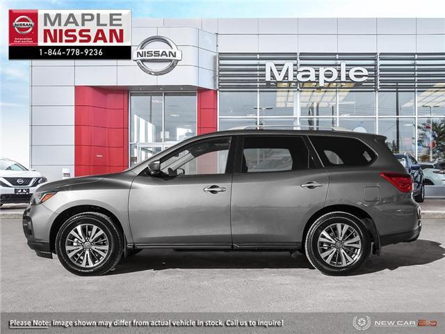 2019 Nissan Pathfinder SL Premium (Stk: M19P019) in Maple - Image 3 of 23