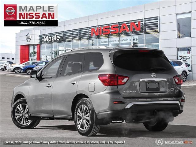 2019 Nissan Pathfinder SL Premium (Stk: M19P019) in Maple - Image 4 of 23