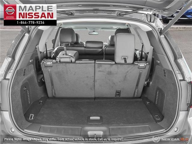 2019 Nissan Pathfinder SL Premium (Stk: M19P019) in Maple - Image 7 of 23