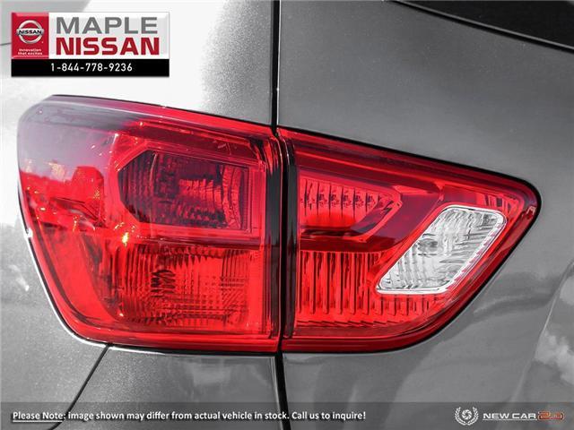 2019 Nissan Pathfinder SL Premium (Stk: M19P019) in Maple - Image 11 of 23