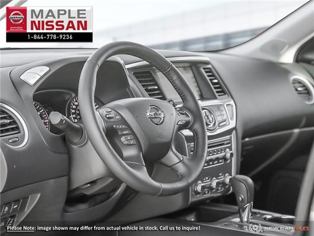 2019 Nissan Pathfinder SL Premium (Stk: M19P019) in Maple - Image 12 of 23