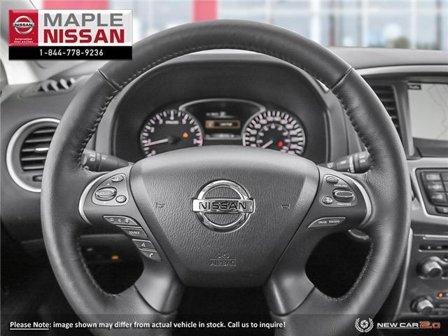 2019 Nissan Pathfinder SL Premium (Stk: M19P019) in Maple - Image 13 of 23