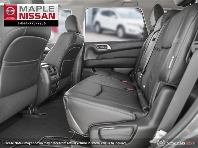 2019 Nissan Pathfinder SL Premium (Stk: M19P019) in Maple - Image 21 of 23