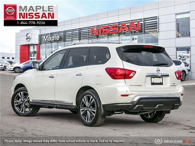2019 Nissan Pathfinder Platinum (Stk: M19P011) in Maple - Image 4 of 23