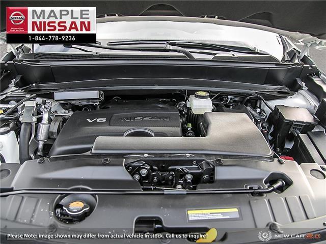 2019 Nissan Pathfinder Platinum (Stk: M19P011) in Maple - Image 6 of 23