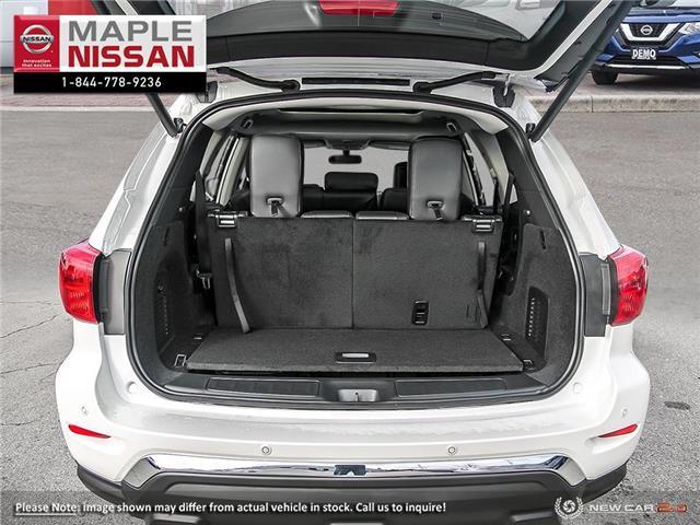 2019 Nissan Pathfinder Platinum (Stk: M19P011) in Maple - Image 7 of 23