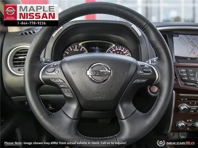 2019 Nissan Pathfinder Platinum (Stk: M19P011) in Maple - Image 13 of 23
