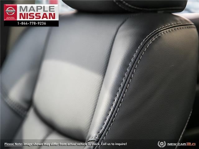 2019 Nissan Pathfinder Platinum (Stk: M19P011) in Maple - Image 20 of 23