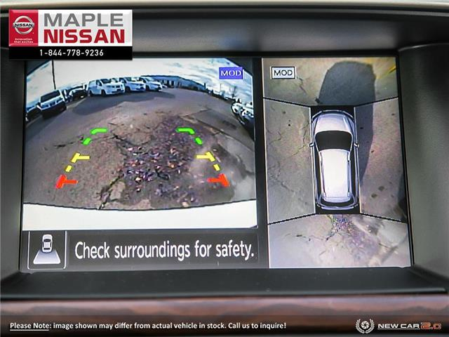 2019 Nissan Pathfinder Platinum (Stk: M19P011) in Maple - Image 23 of 23