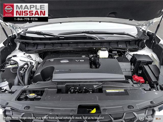 2019 Nissan Murano SL (Stk: M19M034) in Maple - Image 6 of 23