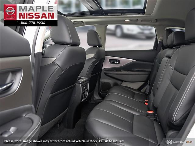 2019 Nissan Murano SL (Stk: M19M034) in Maple - Image 21 of 23