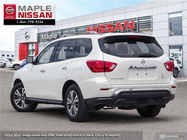 2018 Nissan Pathfinder SL Premium (Stk: M19P063) in Maple - Image 4 of 9