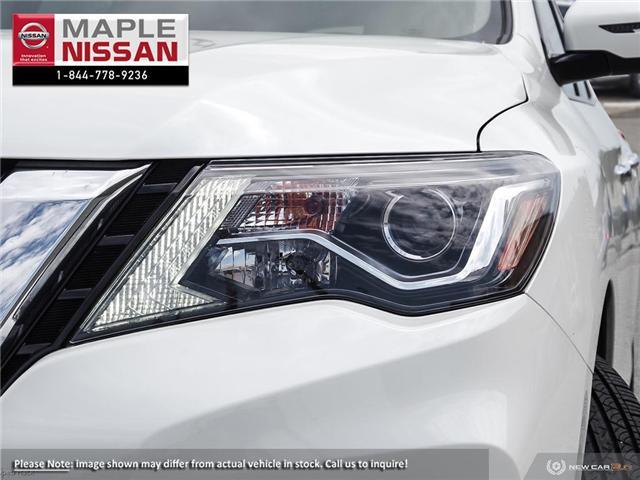 2018 Nissan Pathfinder SL Premium (Stk: M19P063) in Maple - Image 8 of 9