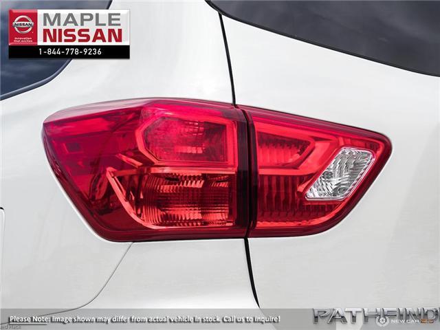 2018 Nissan Pathfinder SL Premium (Stk: M19P063) in Maple - Image 9 of 9
