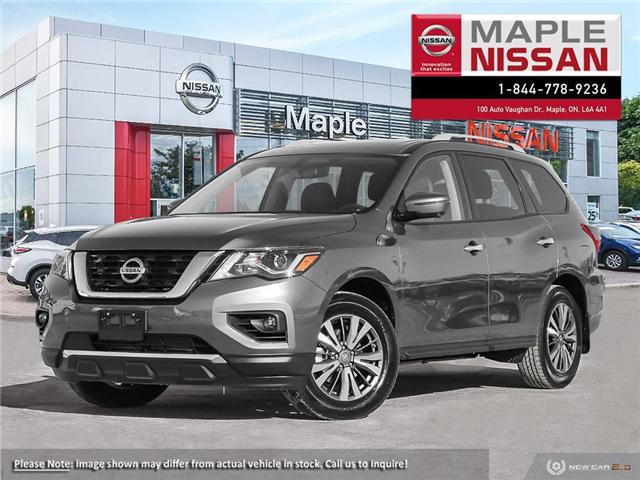 2019 Nissan Pathfinder SL Premium (Stk: M19P025) in Maple - Image 1 of 23