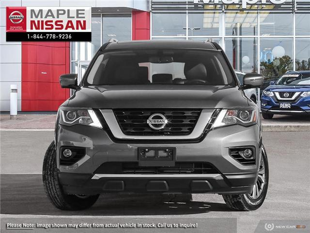 2019 Nissan Pathfinder SL Premium (Stk: M19P025) in Maple - Image 2 of 23