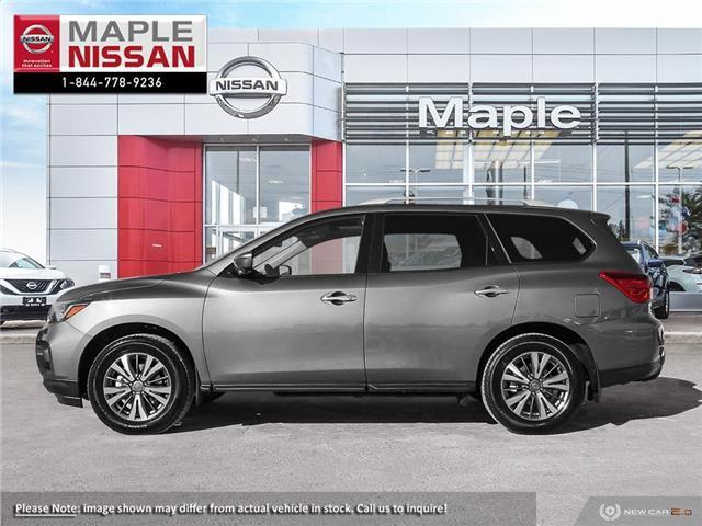 2019 Nissan Pathfinder SL Premium (Stk: M19P025) in Maple - Image 3 of 23