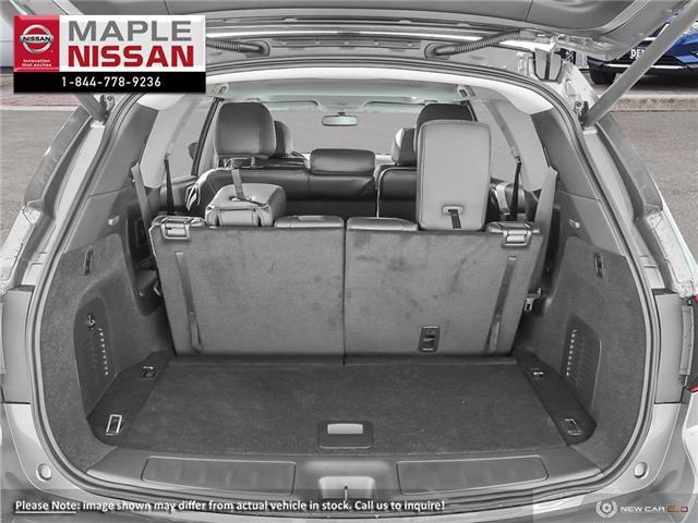 2019 Nissan Pathfinder SL Premium (Stk: M19P025) in Maple - Image 7 of 23