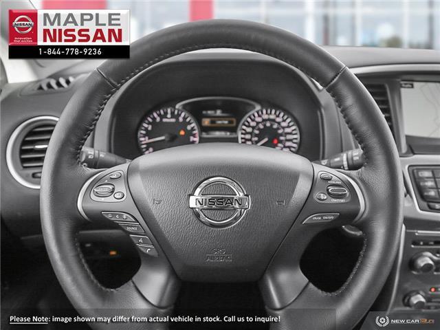 2019 Nissan Pathfinder SL Premium (Stk: M19P025) in Maple - Image 13 of 23