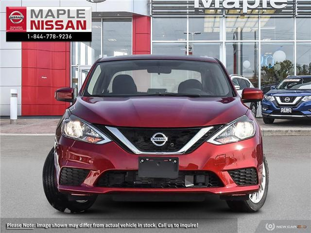 2019 Nissan Sentra 1.8 SV (Stk: M191016) in Maple - Image 2 of 23