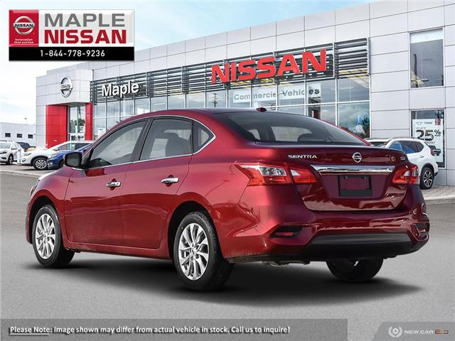 2019 Nissan Sentra 1.8 SV (Stk: M191016) in Maple - Image 4 of 23
