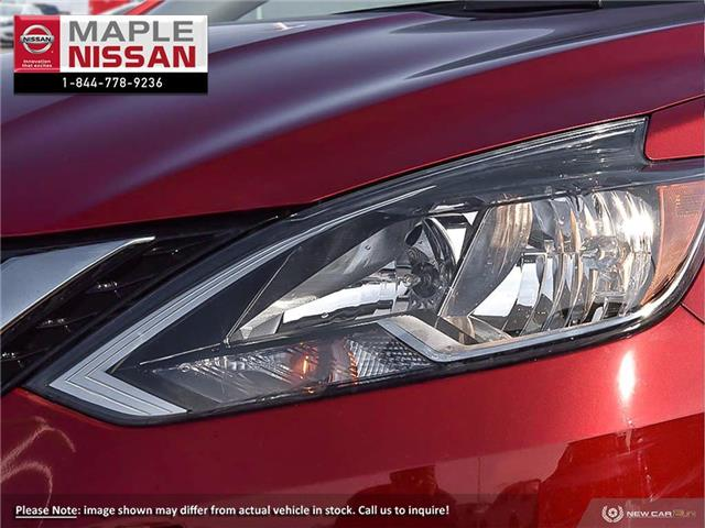 2019 Nissan Sentra 1.8 SV (Stk: M191016) in Maple - Image 10 of 23