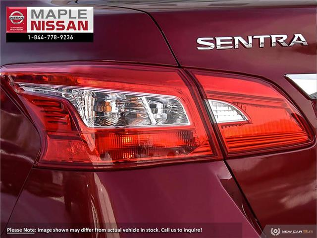 2019 Nissan Sentra 1.8 SV (Stk: M191016) in Maple - Image 11 of 23