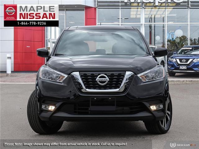 2019 Nissan Kicks SV (Stk: M19K044) in Maple - Image 2 of 23