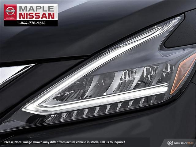 2019 Nissan Murano SL (Stk: M19M022) in Maple - Image 10 of 23