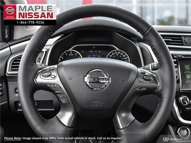 2019 Nissan Murano SL (Stk: M19M022) in Maple - Image 13 of 23