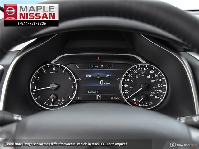 2019 Nissan Murano SL (Stk: M19M022) in Maple - Image 14 of 23