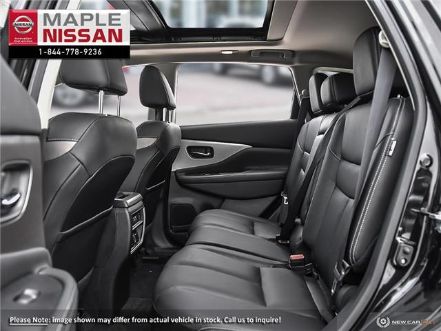 2019 Nissan Murano SL (Stk: M19M022) in Maple - Image 21 of 23