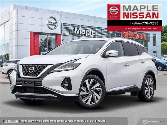 2019 Nissan Murano SL (Stk: M19M038) in Maple - Image 1 of 23