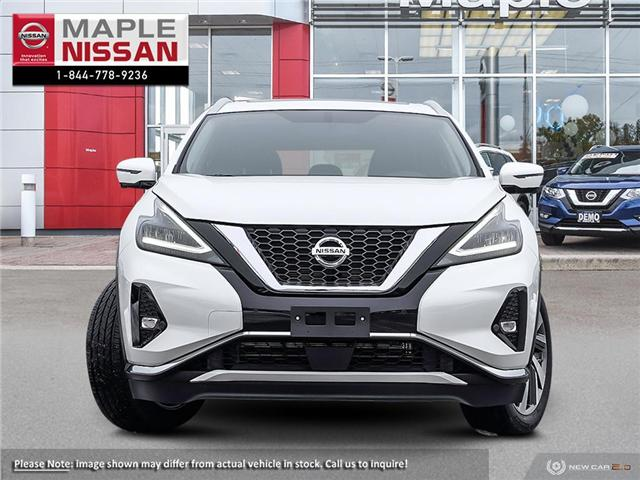 2019 Nissan Murano SL (Stk: M19M038) in Maple - Image 2 of 23