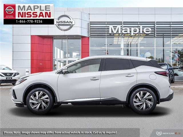 2019 Nissan Murano SL (Stk: M19M038) in Maple - Image 3 of 23