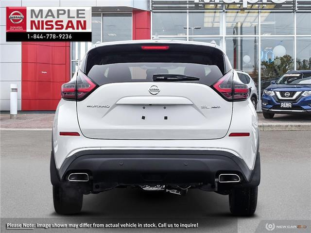 2019 Nissan Murano SL (Stk: M19M038) in Maple - Image 5 of 23