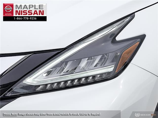 2019 Nissan Murano SL (Stk: M19M038) in Maple - Image 10 of 23