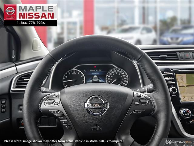2019 Nissan Murano SL (Stk: M19M038) in Maple - Image 13 of 23