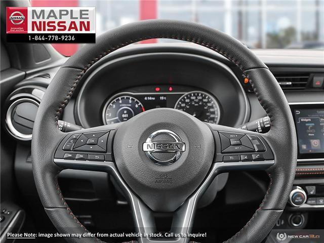 2019 Nissan Kicks SR (Stk: M19K016) in Maple - Image 13 of 23