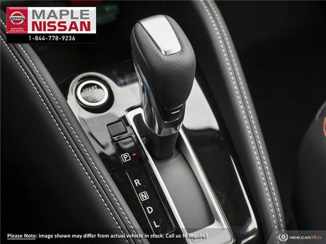 2019 Nissan Kicks SR (Stk: M19K016) in Maple - Image 17 of 23