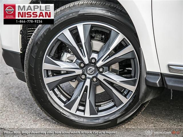 2019 Nissan Pathfinder Platinum (Stk: M19P017) in Maple - Image 8 of 23