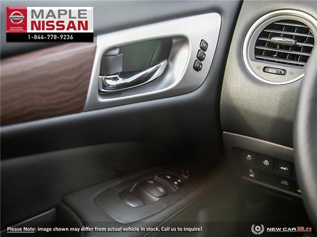 2019 Nissan Pathfinder Platinum (Stk: M19P017) in Maple - Image 16 of 23