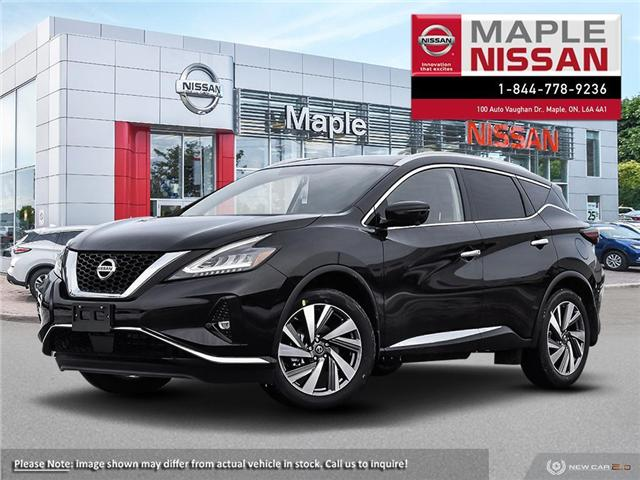 2019 Nissan Murano SL (Stk: M19M009) in Maple - Image 1 of 23