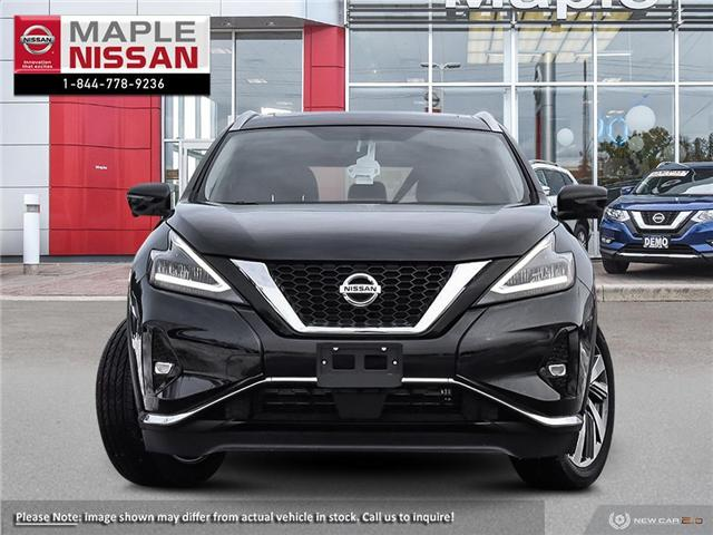 2019 Nissan Murano SL (Stk: M19M009) in Maple - Image 2 of 23