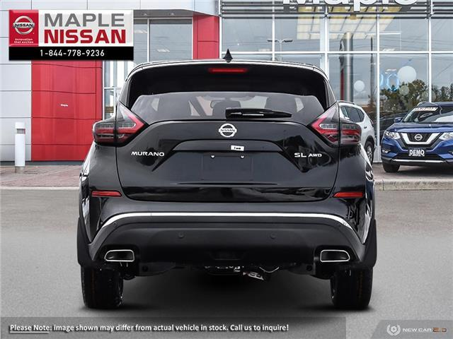 2019 Nissan Murano SL (Stk: M19M009) in Maple - Image 5 of 23