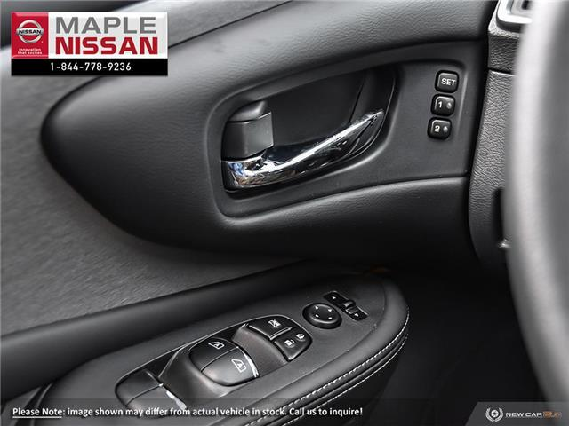 2019 Nissan Murano SL (Stk: M19M009) in Maple - Image 16 of 23