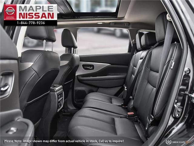 2019 Nissan Murano SL (Stk: M19M009) in Maple - Image 21 of 23