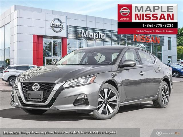 2019 Nissan Altima 2.5 SV (Stk: M193023) in Maple - Image 1 of 23