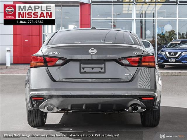 2019 Nissan Altima 2.5 SV (Stk: M193023) in Maple - Image 5 of 23