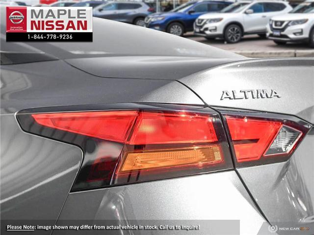 2019 Nissan Altima 2.5 SV (Stk: M193025) in Maple - Image 11 of 23